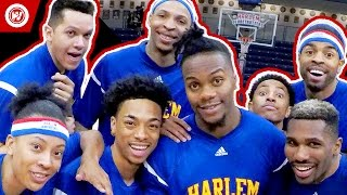 Harlem Globetrotters Game   Day In The Life