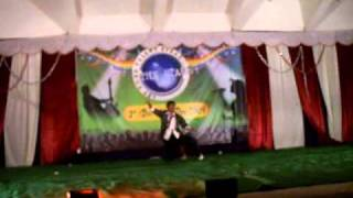 pawan's performance at ''d stage'' 2009
