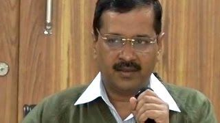 Tax exemptions to political parties is cheating with nation: Arvind Kejriwal