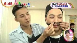 GDRAGON & TAEYANG 🐲☀ FRIENDS FOR LIFE