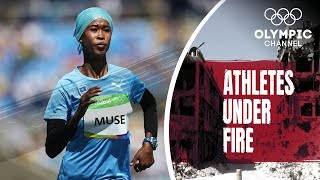 The Olympian who challenged Somalia