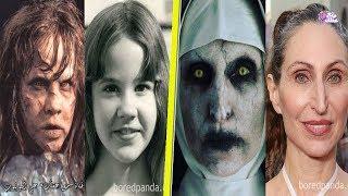 حقيقة الشخصيات التى ارعبتنا لسنوات طويلة !