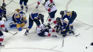 Allen makes a slew of quick saves to deny Panthers