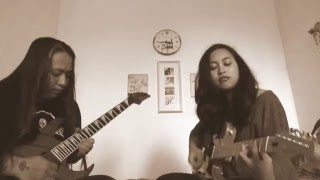 Little Wing - cover - by Ray & Georgina Rhee.