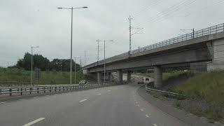 Sweden: E45 Göteborg - Bohus/Kungälv
