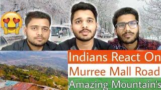 M Bros Reaction On - Murree Mall Road, Patriata Chair Lift, Ayubia Chair Lift, Kashmir Point.