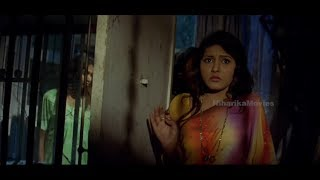 madhu shalini love with her husband  kalpana guest house movie scenes