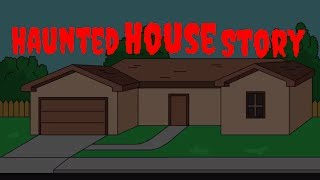 Haunted House Story (animated in Hindi)IIVatybooII