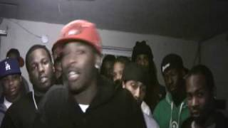 HITMAN HOLLA RESPONDS TO ARSONAL'S ST. LOUIS DISS...STREET STATUS DVD