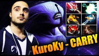 When CAPTAIN Want To CARRY - KuroKy [Void] Dota 2