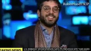 Raheem Kassam obliterates anti Trump Sky News and Sadiq Khan