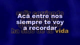 Vicente Fernandez Aca Entre Nos Karaoke