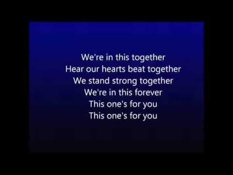 This Ones For You David Guetta Feat Zara Larsson Lyrics