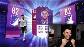 FIFA 18: 82 STÜRMER IF GNABRY BUY FIRST GUY SPECIAL CARD 🏆