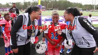 TwinSportsTV: Interview W/ Aaron Moore, Rogers, Hakeem, Mason, Parris Of The 8U Red Squad
