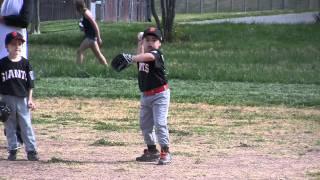 2011-04-16 FNLL Giants - Skyler play