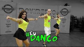 #EUDANÇO - Você subia - Kuarto de empregada -  coreografia