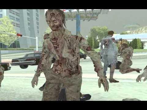 Gta San Andreas Apocalipsis Zombies Parte 3 Loquendo