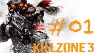Killzone 3 Walkthrough Let's Play Part 1