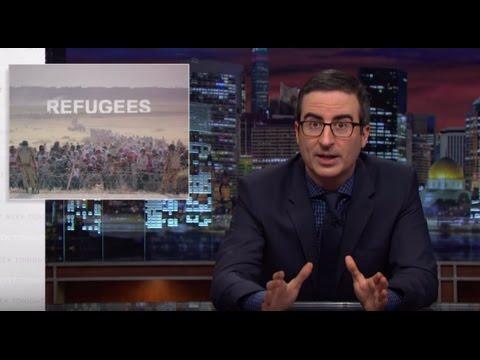 Refugee Crisis Last Week Tonight with John Oliver HBO
