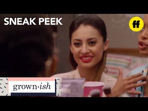 grown-ish | season 1, episode 12 sneak peek: never have i ever | freeform