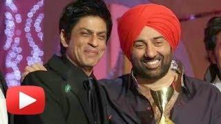 Sunny Deol Ignores Shahrukh Khan