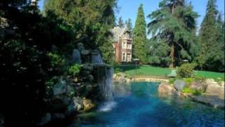 Hugh Hefner's Playboy Mansion Movie for HMH ... Exotic Enchanting Environments