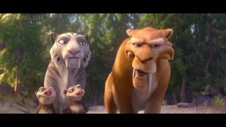 Hollywood new movi  Ice Age   Collision Course Hindi Theatrical Trailer Full HD 2016