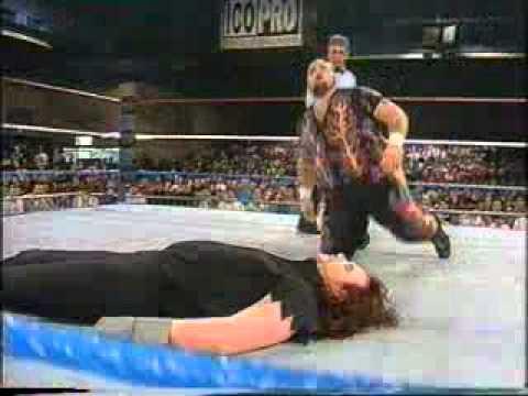 Xxx Mp4 WWF Undertaker Vs Bam Bam Bigelow Superstars 1993 3gp Sex