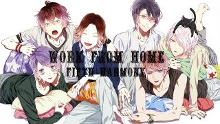 Nightcore ~ Work from Home (Male Version)