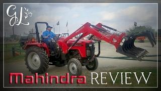 Mahindra Review. An Honest Review of Mahindra Tractors.