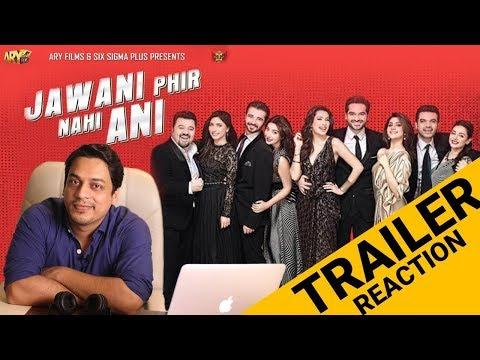 Xxx Mp4 Jawani Phir Nahi Ani Official Trailer Trailer Reaction 3gp Sex