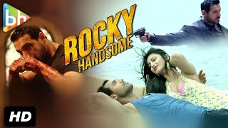 ROCKY HANDSOME | 2016 | JOHN ABRAHAM | SHRUTI HASSAN | MOVIE PROMOTION