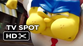 The SpongeBob Movie: Sponge Out of Water TV SPOT - Spell (2015) - Animated Movie HD