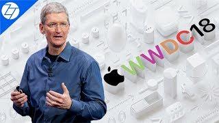Apple WWDC 2018 - iOS 12, iPad X, iPhone SE 2  & more!