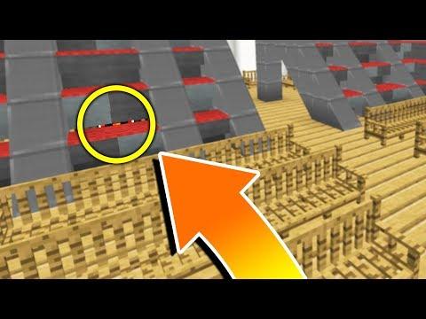 BEST HIDING SPOT SCHOOL HIDE N SEEK Minecraft Mods