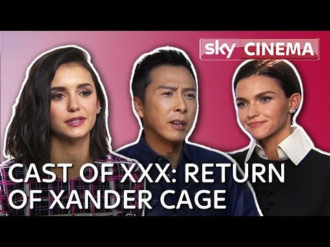 Xxx Mp4 XXX Return Of Xander Cage Cast Interview 3gp Sex