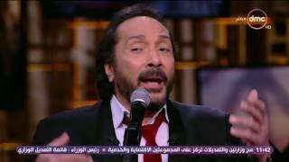 """مساء dmc - الفنان الكبير علي الحجار يبدع ويتألق بأغنية """"المال والبنون"""""""