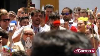 Villamanrique canta a la Puebla del Río con los Romeros de la Puebla