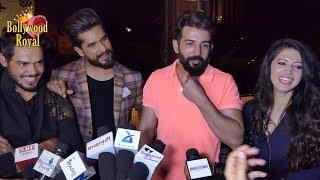 Suyyash & Siddharth at Launch of first Single 'Beparwaahiyaan'Part 3