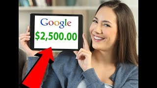 3 Stupidly Simple Ways To Make (GOOGLE MONEY) Online 2018!