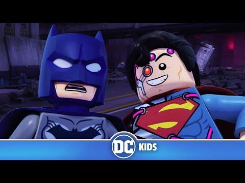 Xxx Mp4 LEGO Justice League Cosmic Clash Its Not Personal DC Kids 3gp Sex