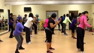 Body Language line dance - New Orleans, LA