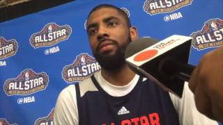 Kyrie Irving admits science shows Earth is round