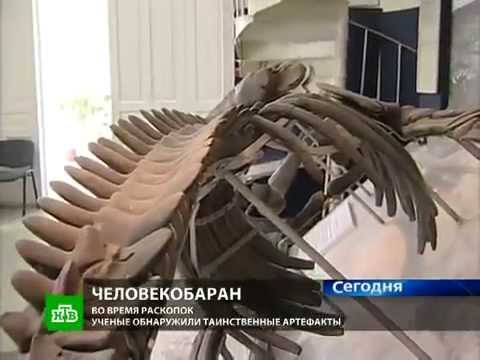 Fallen Angel Discovered In Russia 2011