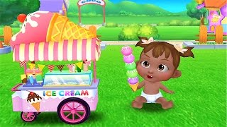 Baby Games To Play And Take Care Of 4 Little Baby Boss  Funny Doctor Games