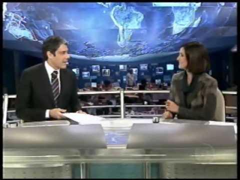 Jornal Nacional A Morte de Michael Jackson 25 06 09 Completo Alta Qualidade