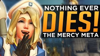 Overwatch: NEW Mercy Changes EVERYTHING! - Meta Discussion