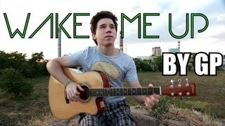 Avicii - Wake Me Up (fingerstyle guitar cover by Peter Gergely) [WITH TABS]