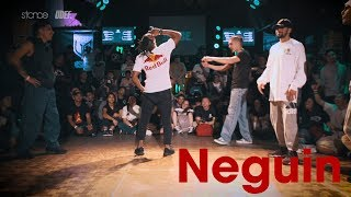 Neguin at Undisputed IV // stance ► udeftour.org